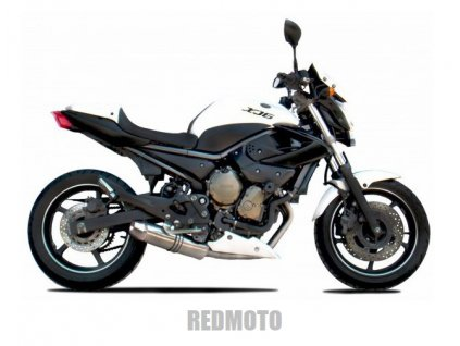 Výfukový systém IXRACE PURE INOX / Yamaha XJ6 / Diversion (09-16)