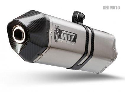 Výfuk MIVV Speed Edge / Suzuki DL 650 V-Strom (12-16)