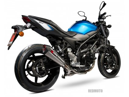Výfuk Scorpion Serket Taper / Suzuki SV 650 (16-20)