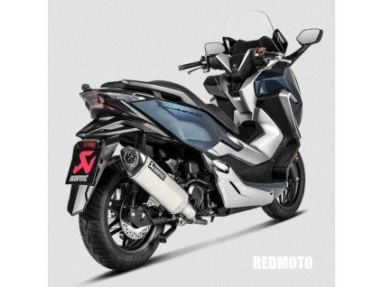 Výfuk Akrapovič / Honda NSS 300 Forza (18-19)