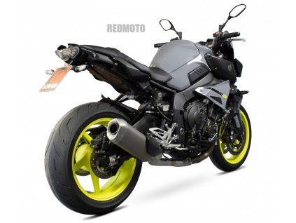 Výfukový svod Scorpion Racing / Yamaha MT-10 / ABS / SP (16-19)