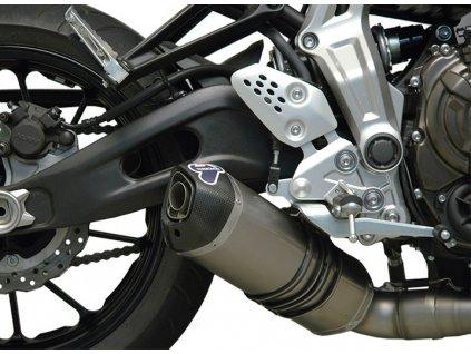 Výfuk TERMIGNONI TITAN / Yamaha MT-07 (14-19) / XSR 700 (16-19)