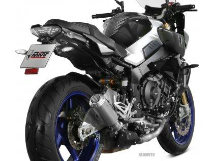 Výfuk MIVV MK3 INOX / Yamaha MT-10 / ABS / SP (16-21)
