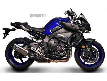 Výfuk TERMIGNONI TITAN / Yamaha MT-10 / ABS / SP (16-21)