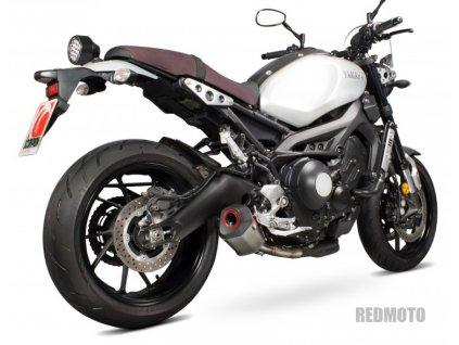 Výfuk Scorpion Serket Hexagon / Yamaha XSR 900 (16-19)