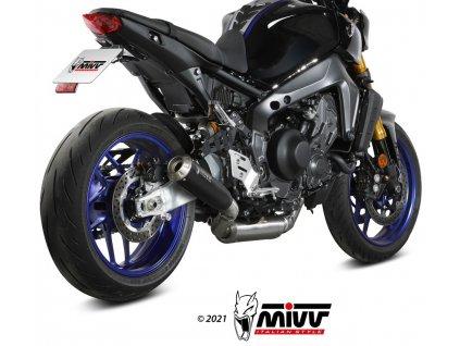 Výfuky MIVV ! 4 TYPY ! 4 MOŽNOSTI / Yamaha MT-09 / SP (21)