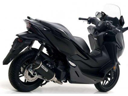 Výfuk ARROW URBAN BLACK / Honda NSS 125 Forza / ABS (17-20)