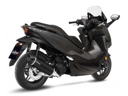 Výfuk Leo Vince Nero / Honda NSS 125 Forza / ABS (2021)