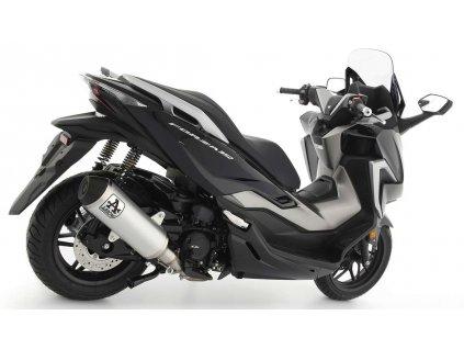 Výfuk ARROW URBAN Aluminium / Honda FORZA 350 (21-22)