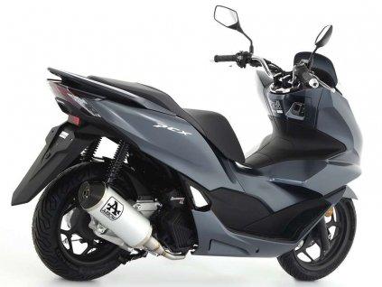 Výfuk ARROW URBAN Aluminium / Honda PCX 125 (21-22)