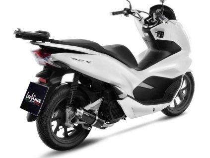 Výfuk LEO VINCE GP Corsa / Honda PCX 125 (18-20)