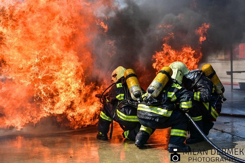 Hasiči v roku 2020: Rekordný počet zásahov, najväčšie požiare v Trnave