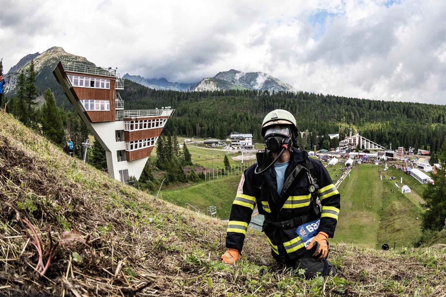 Milan Vyhlídal | Železný hasič