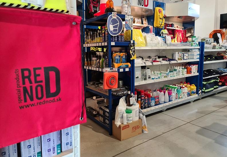 Všetko proti vírusom na jednom mieste: V obchode REDNOD v Trnave
