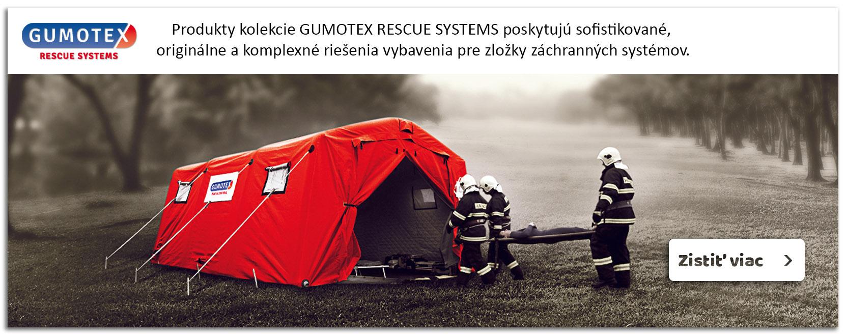 GUMOTEX RESCUE SYSTEMS