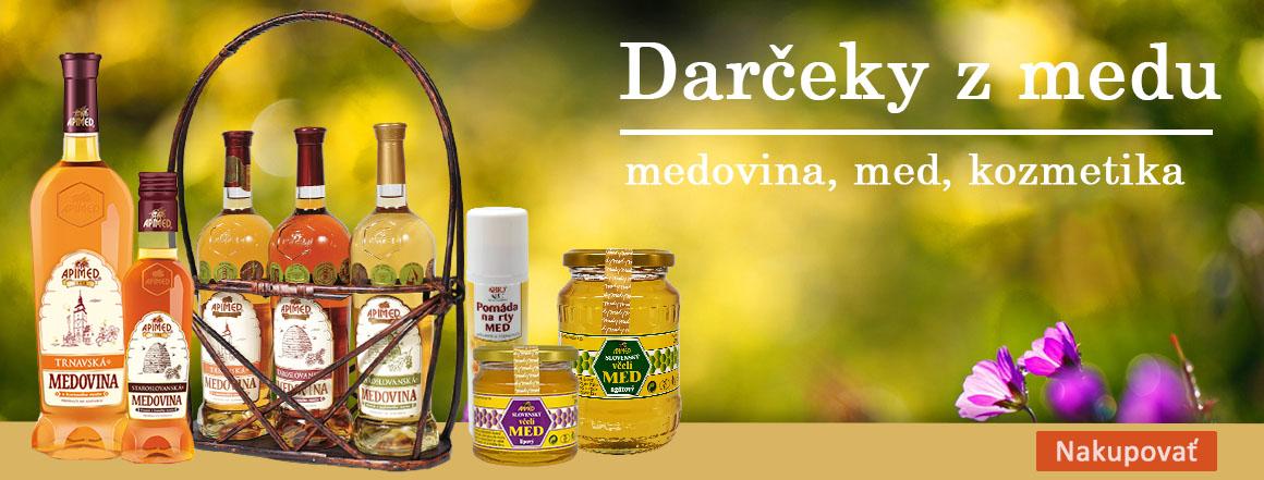Med a medovina až k Vám