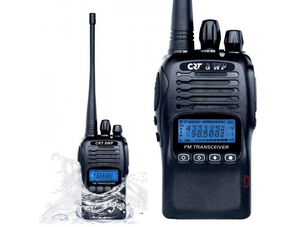 Vysielačka CRT 8WP
