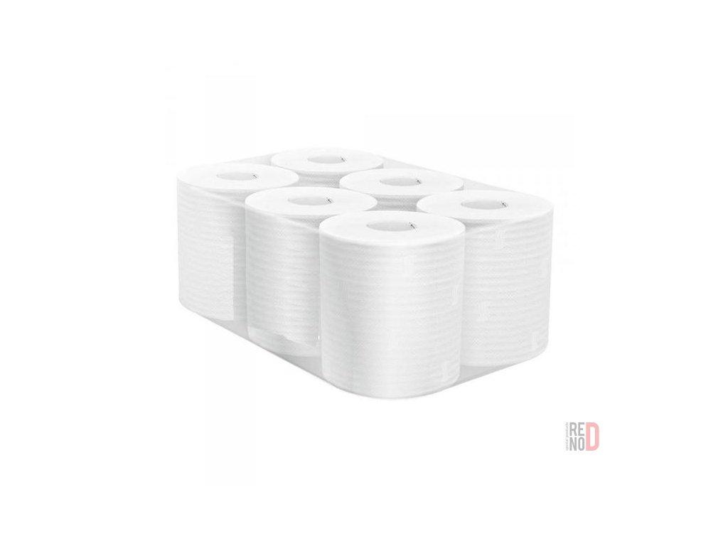 Jednorazové papierové utierky (6 x 110m)