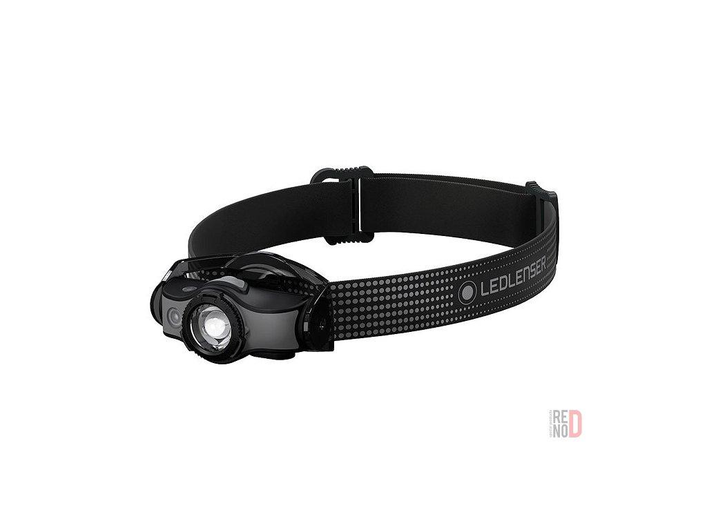 LEDLENSER MH5 čierno - šedá