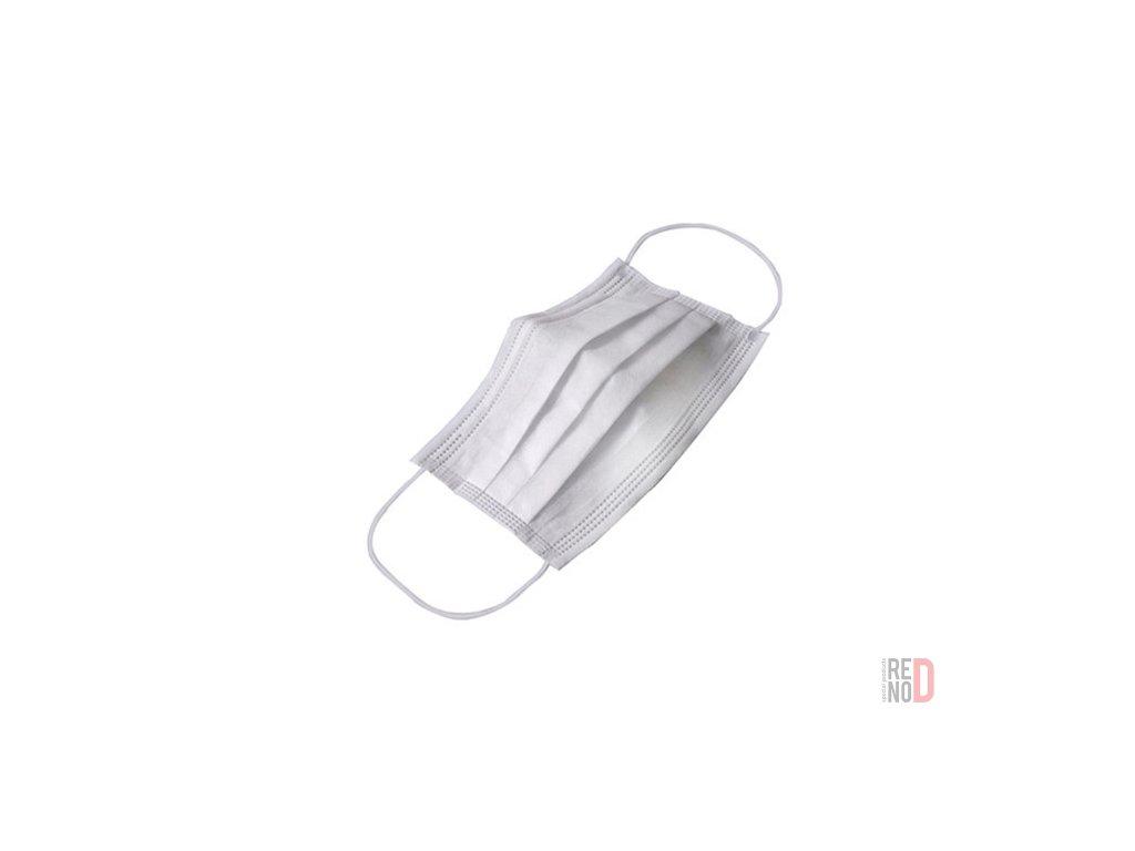 Jednorazové ochranné rúško 3-vrstvové, detské