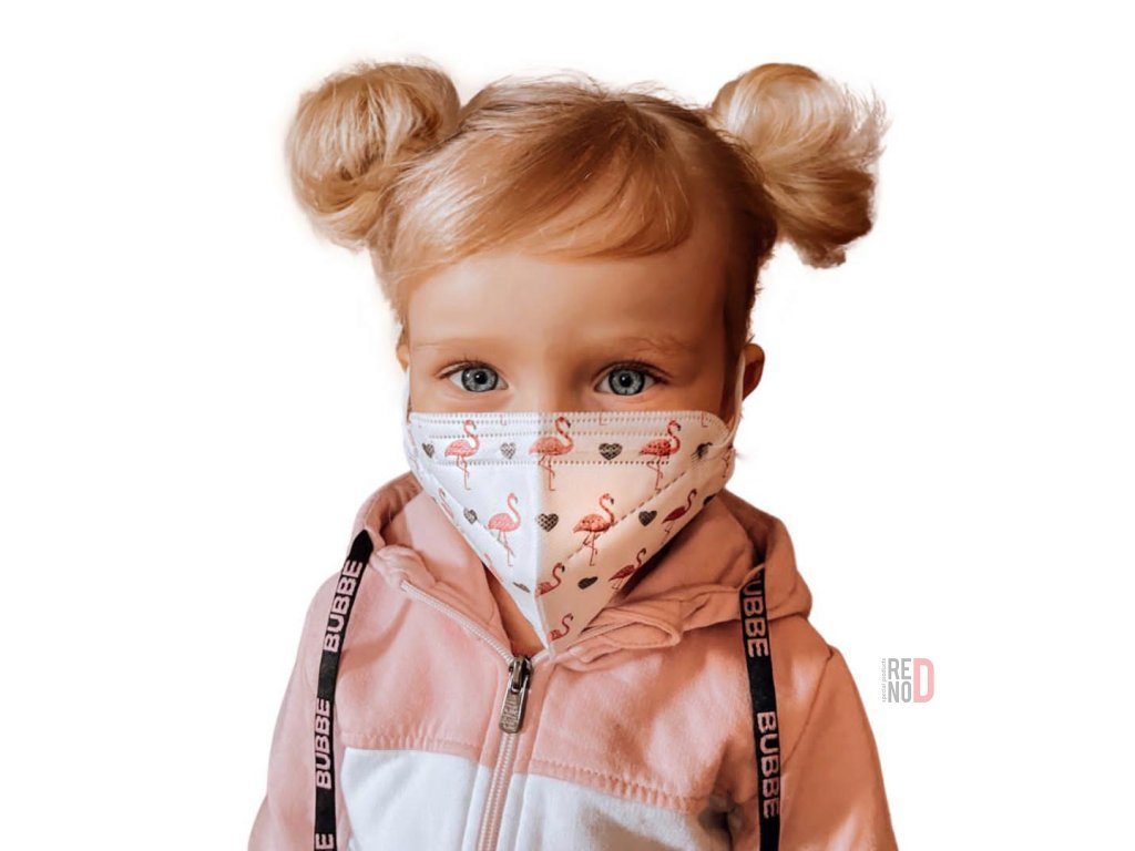 Detský respirátor BODYBE FFP2 NR