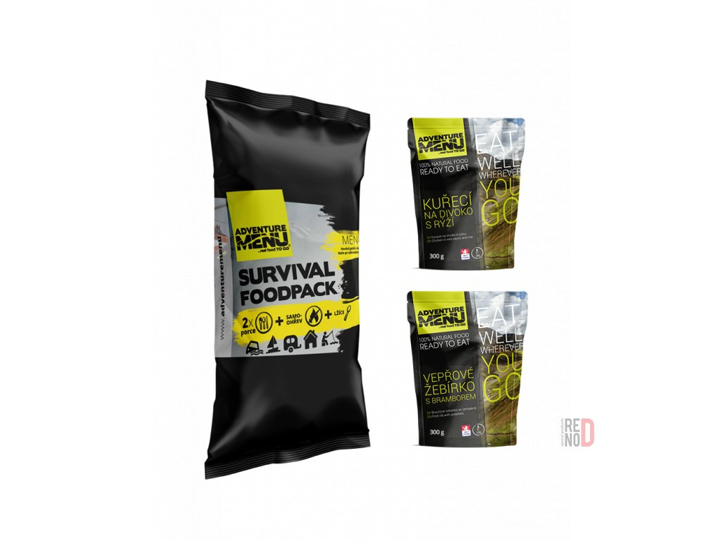 survival pack 3