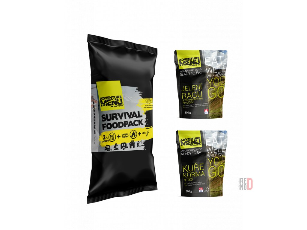 survival pack 4