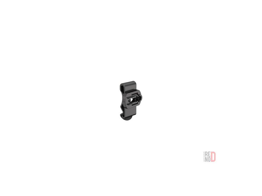 Otocny klip na opasok typ a