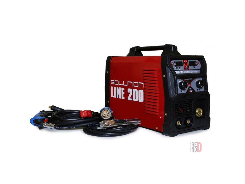 Solution LINE 200 - Zváračka