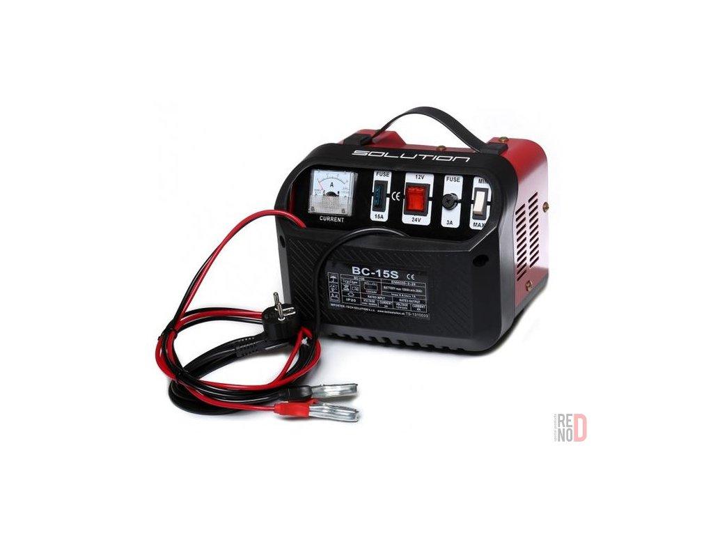Solution BC-15S - Nabíjačka akumulátorov
