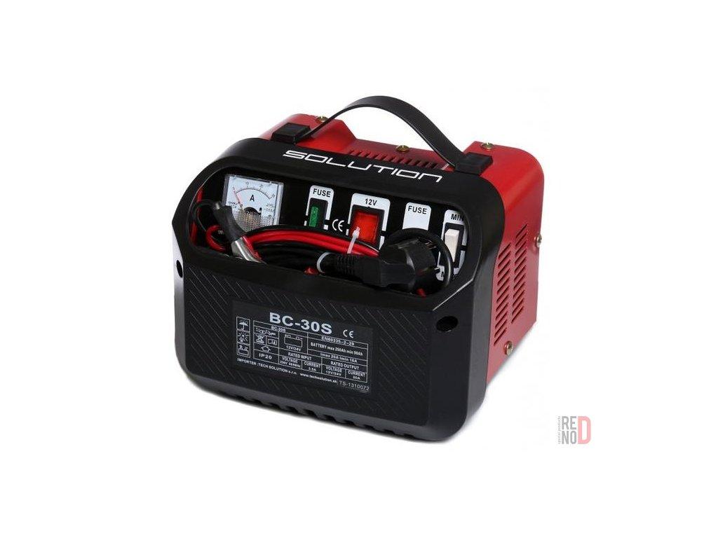 Solution BC-30S - Nabíjačka akumulátorov