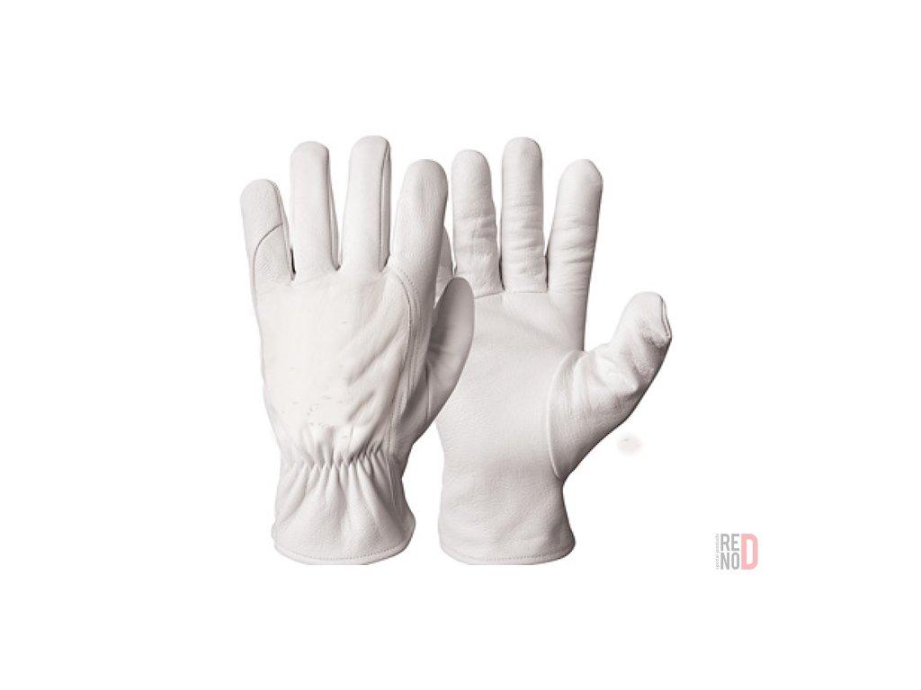 pracovne kozene rukavice