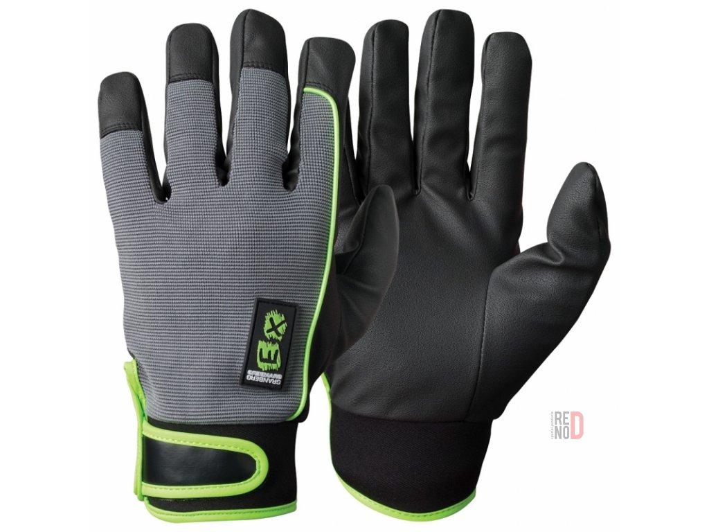 Montážne rukavice EX