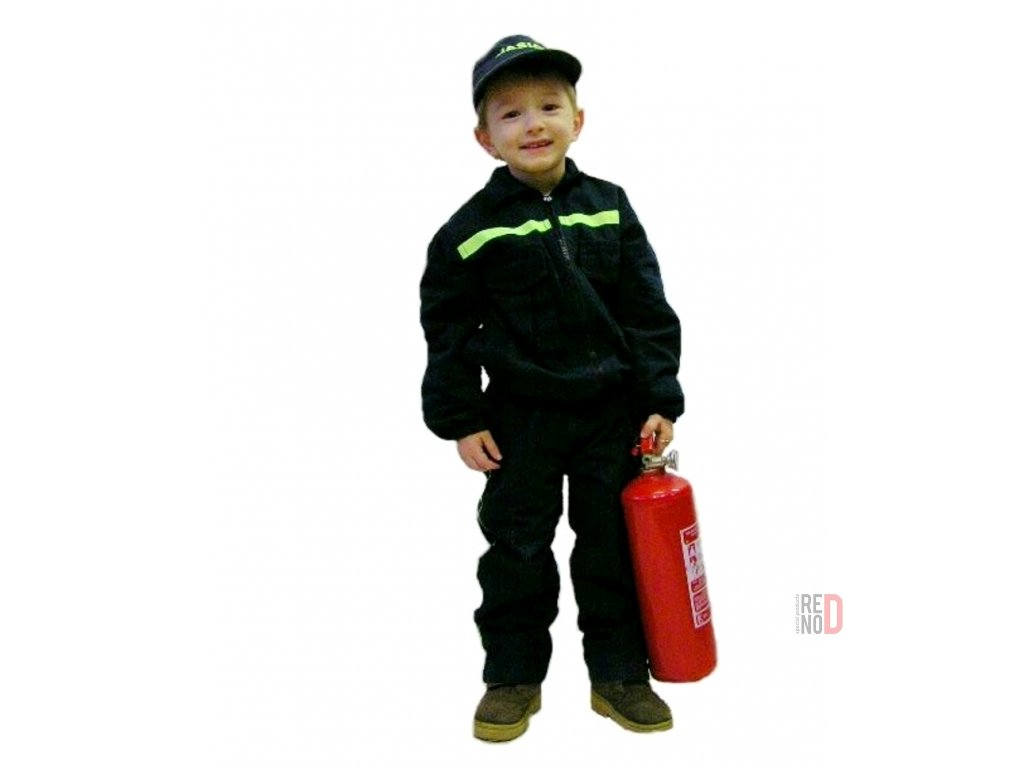 detske hasicske oblecenie