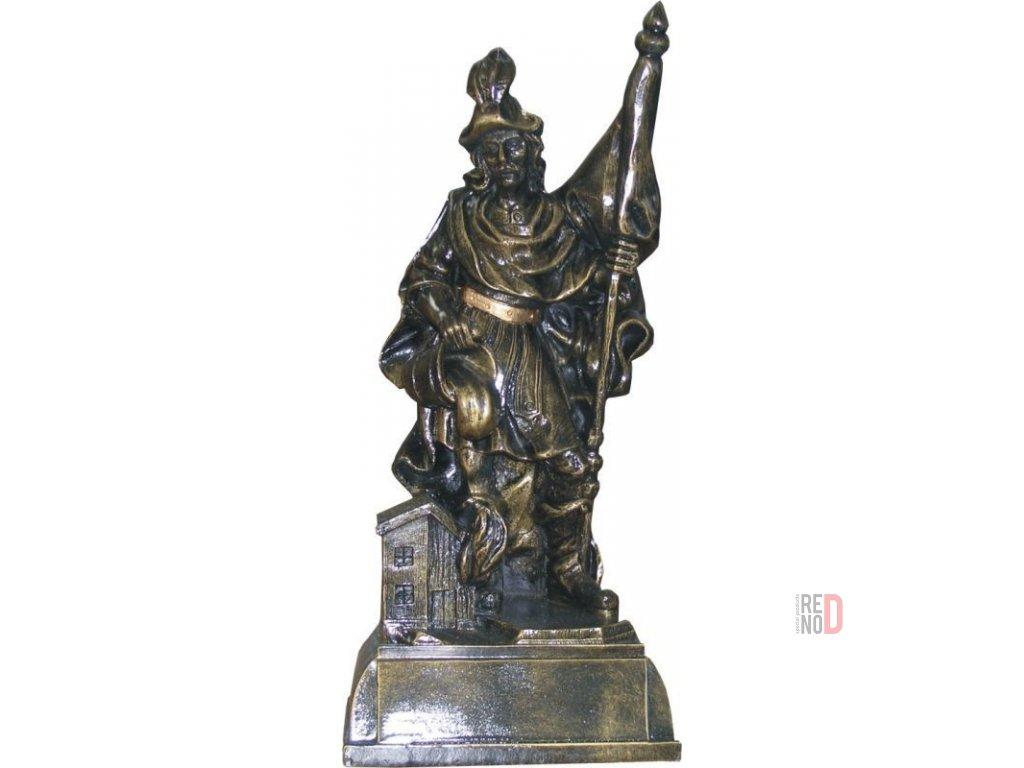 figurka sv florian 33 cm