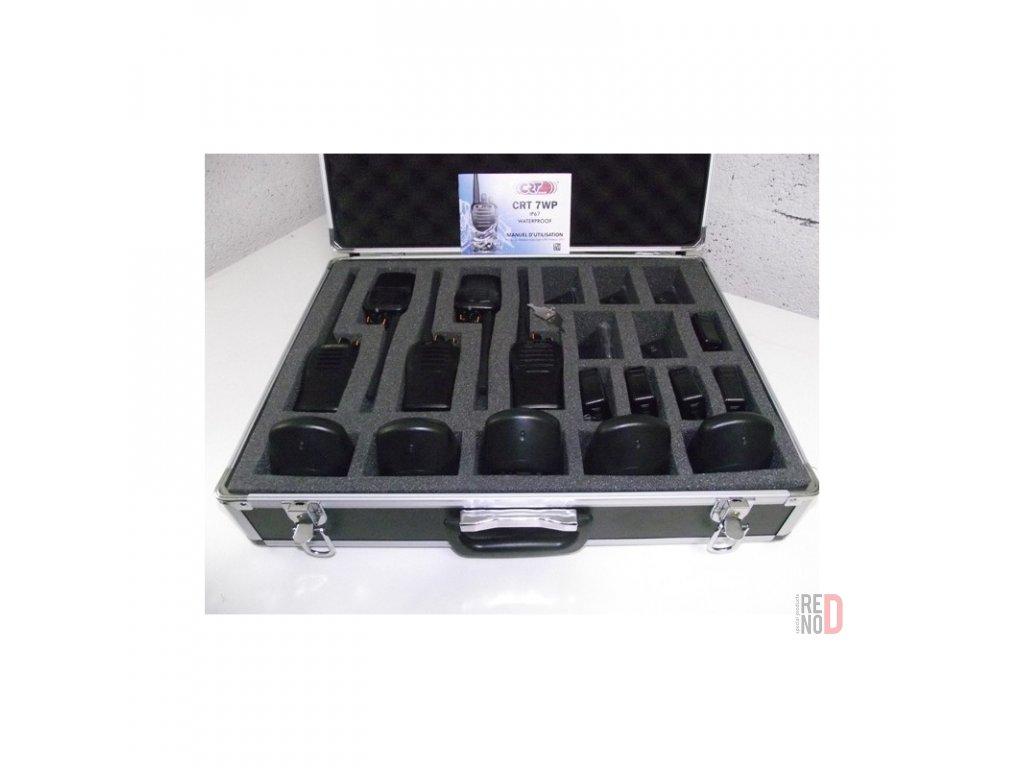 Ručná vysielačka CRT 7WP