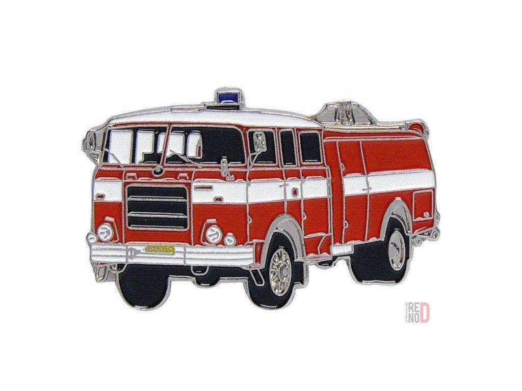 hasicske auto liaz mates odznak