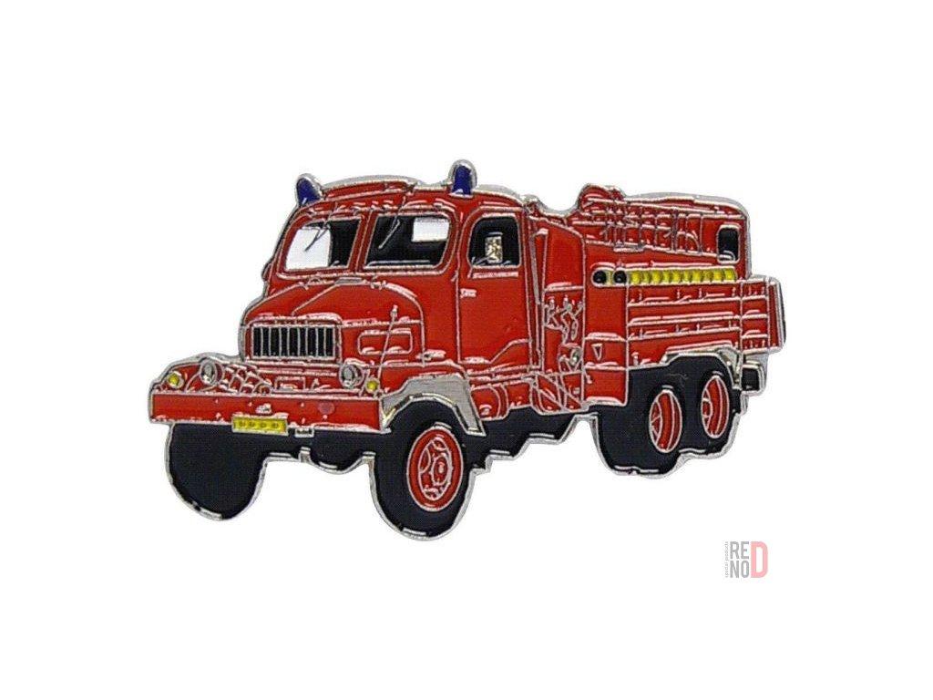 hasicske auto praga v3s odznak