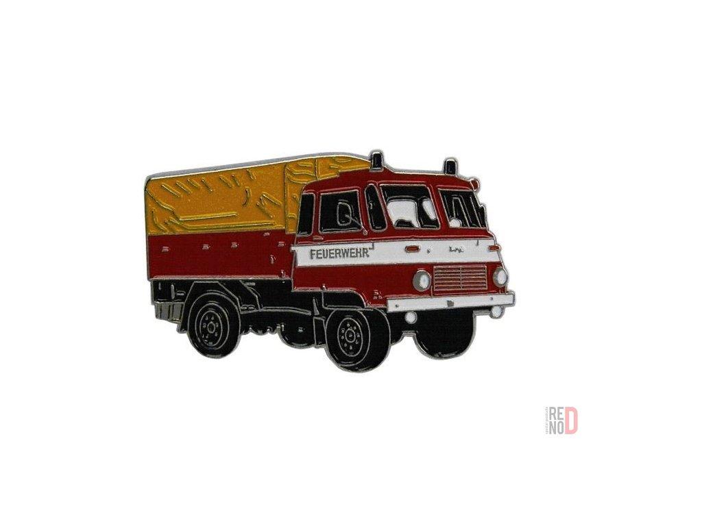 hasicske auto robur 1 feuerwehr odznak
