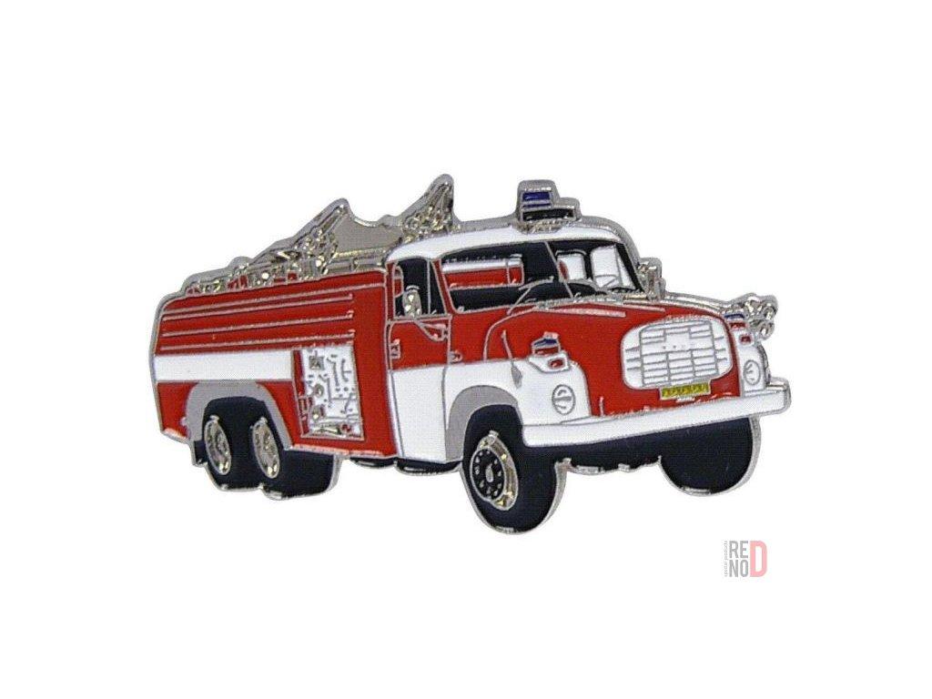 hasicske auto tatra 148 odznak