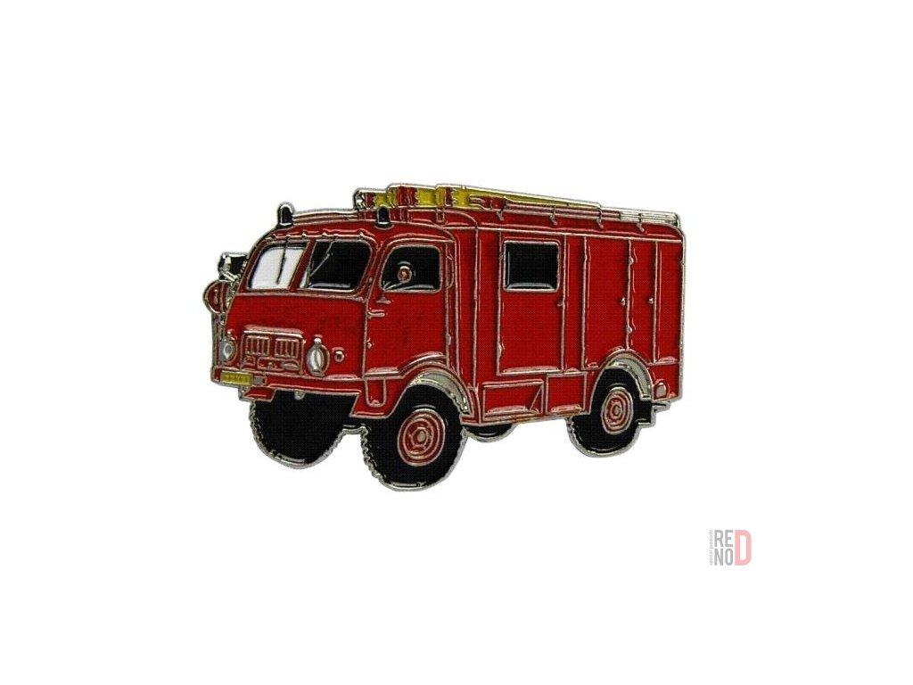 hasicske auto tatra 805 odznak
