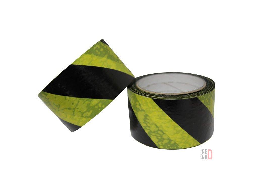 výstražná samolepiaca páska