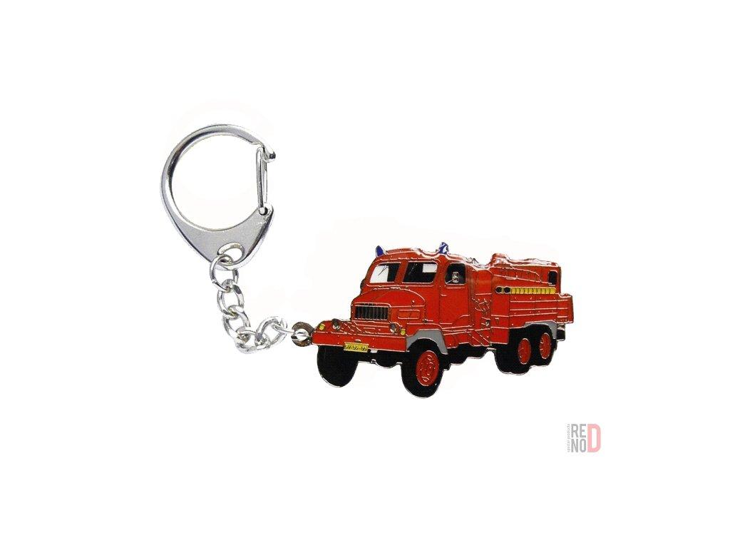 privesky hasicske auto