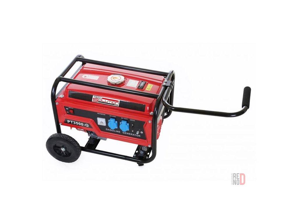 Solution PT3500 - Elektrocentrála