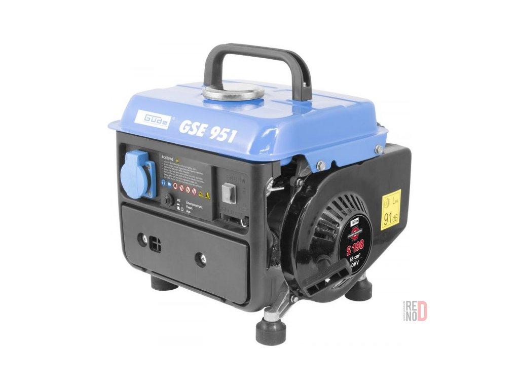 Güde GSE 951 - Elektrocentrála