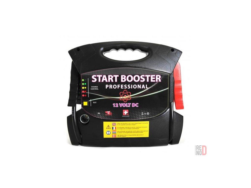 Solution Start Booster 12V/2500A - štartovací zdroj