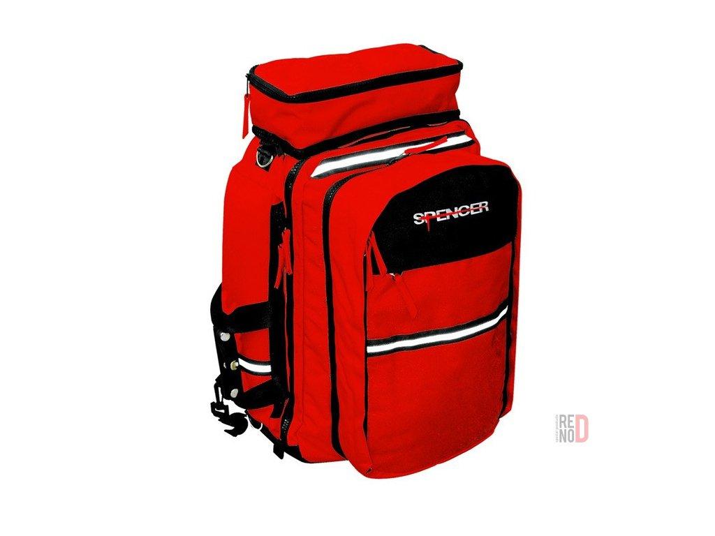 Záchranársky batoh R-AID s vreckami M Series