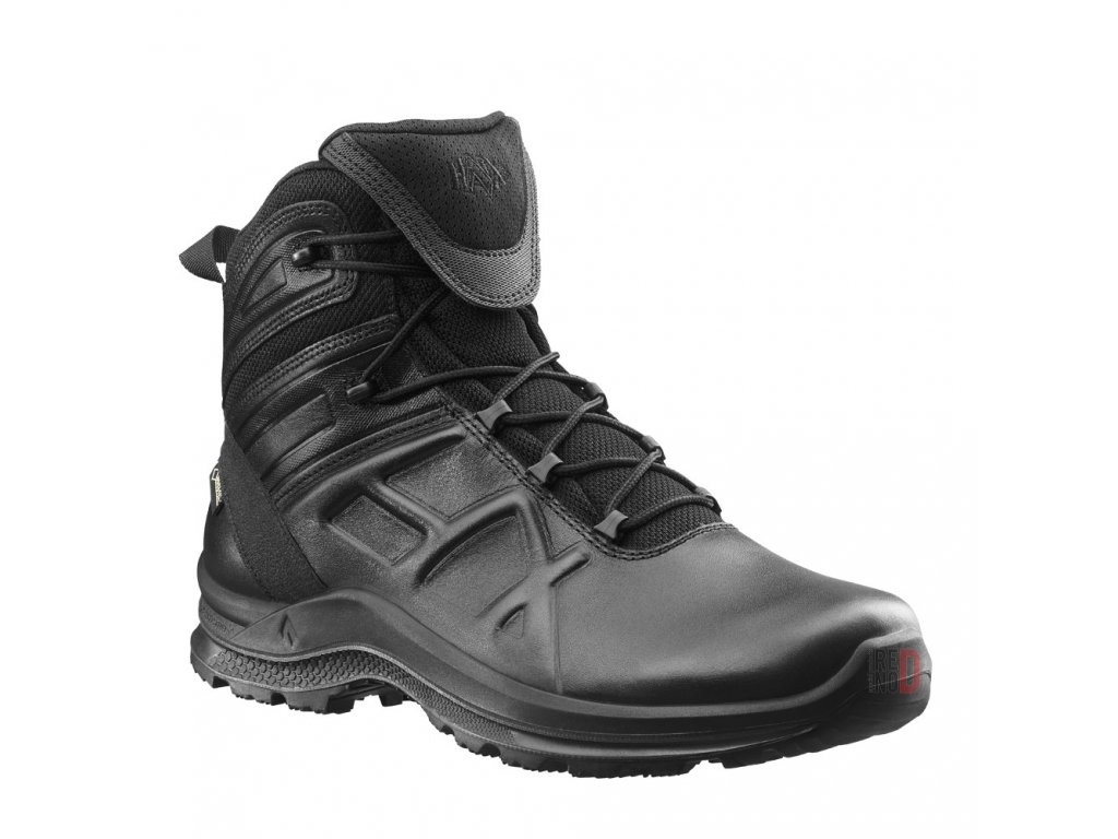 Ochranná obuv HAIX Black Eagle Tactical 2.0 GTX Mid Black