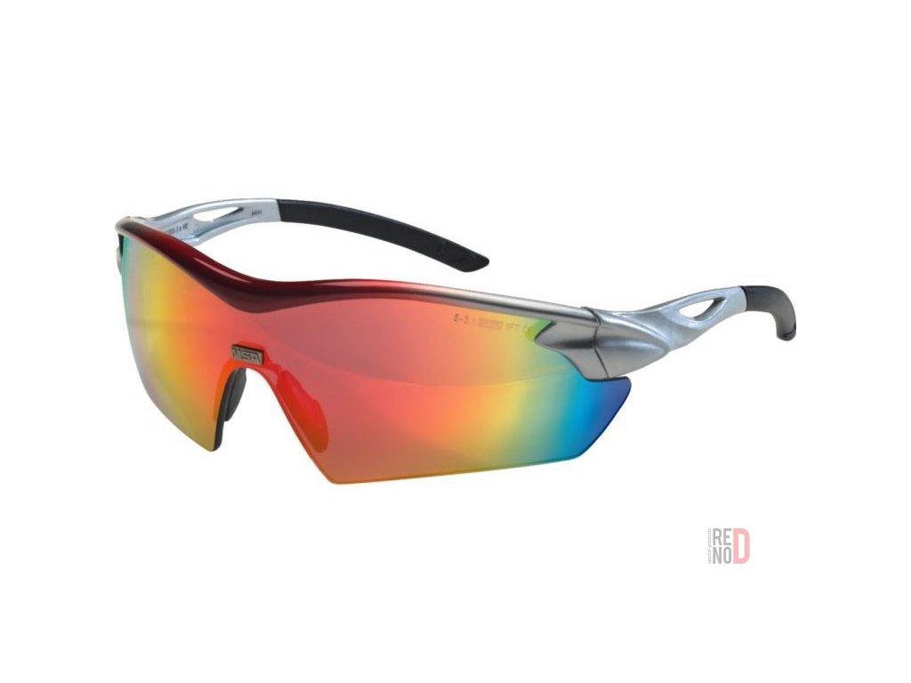 Pracovné okuliare Racers Red Rainbow