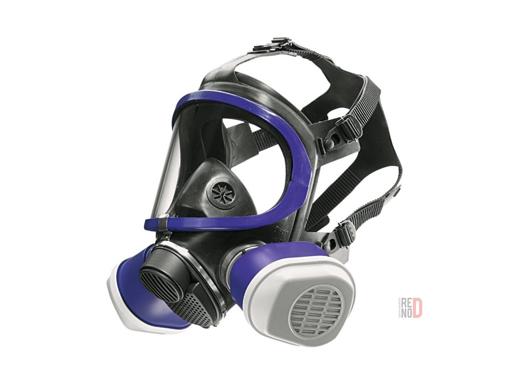 Dräger X-plore 5500 DHS DCM celotvárová maska